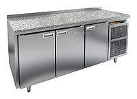 Стол холодильный HICOLD GN 111/TN камень (внутренний агрегат)