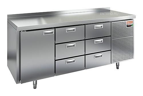 Стол холодильный HICOLD GN 133/TN (внутренний агрегат)