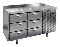 Стол морозильный HICOLD GN 33/BT (внутренний агрегат)