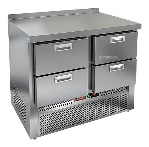 Стол морозильный HICOLD SNE 22/BT (внутренний агрегат)
