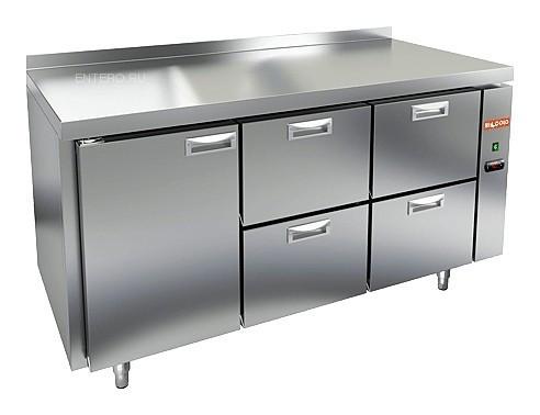 Стол морозильный HICOLD GN 122/BT P (выносной агрегат)