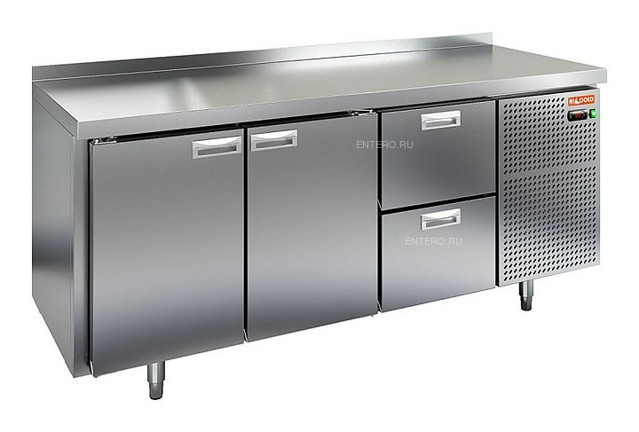 Стол морозильный HICOLD SN 112/BT (внутренний агрегат)