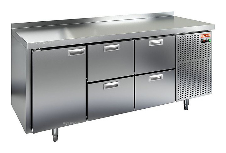 Стол морозильный HICOLD SN 122/BT (внутренний агрегат)
