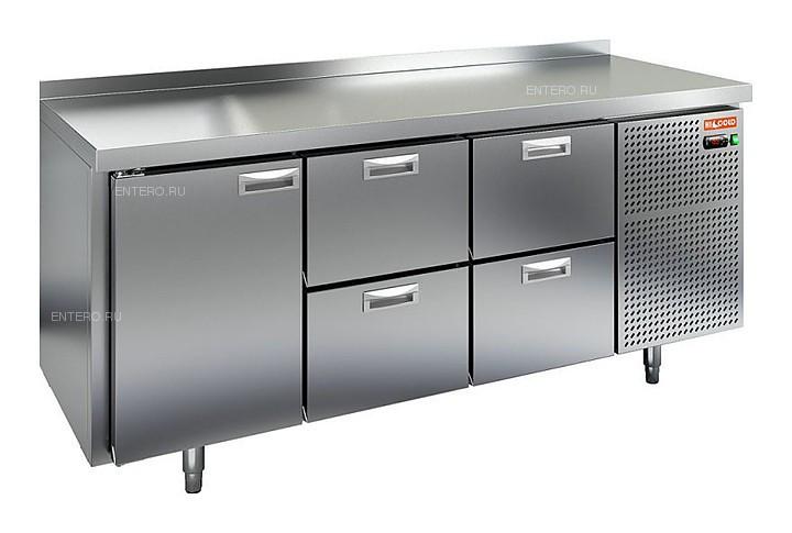 Стол морозильный HICOLD GN 122/BT (внутренний агрегат)