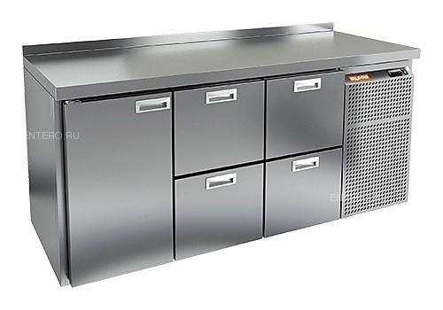 Стол морозильный HICOLD GN 122 BR2 BT (внутренний агрегат)