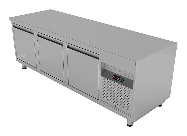 Стол морозильный под пекарские листы Gastrolux СМК4-257/4Д/Sp (внутренний агрегат)