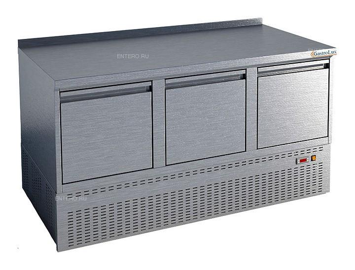 Стол морозильный Gastrolux СМН3-147/3Д/S (внутренний агрегат)