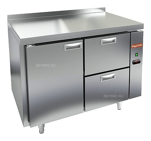 Стол морозильный HICOLD SN 12/BT P (выносной агрегат)