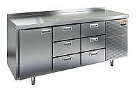 Стол морозильный HICOLD SN 133/BT (внутренний агрегат)