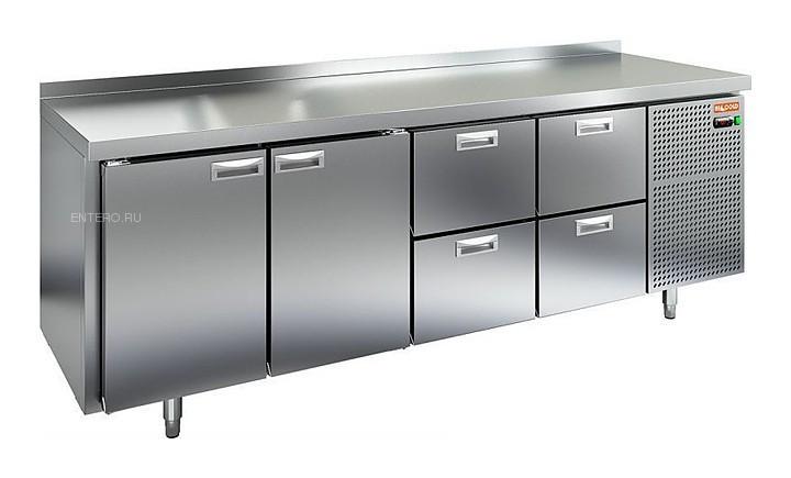 Стол морозильный HICOLD GN 1122/BT (внутренний агрегат)
