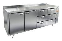 Стол морозильный HICOLD SN 1133/BT P (выносной агрегат)