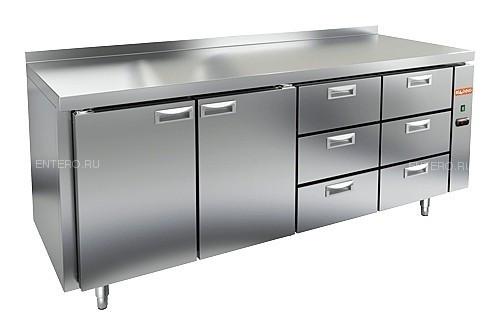 Стол морозильный HICOLD GN 1133/BT P (выносной агрегат)