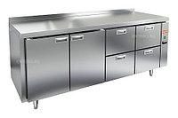 Стол морозильный HICOLD SN 1122/BT P (выносной агрегат)