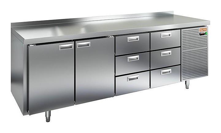 Стол морозильный HICOLD GN 1133/BT (внутренний агрегат)