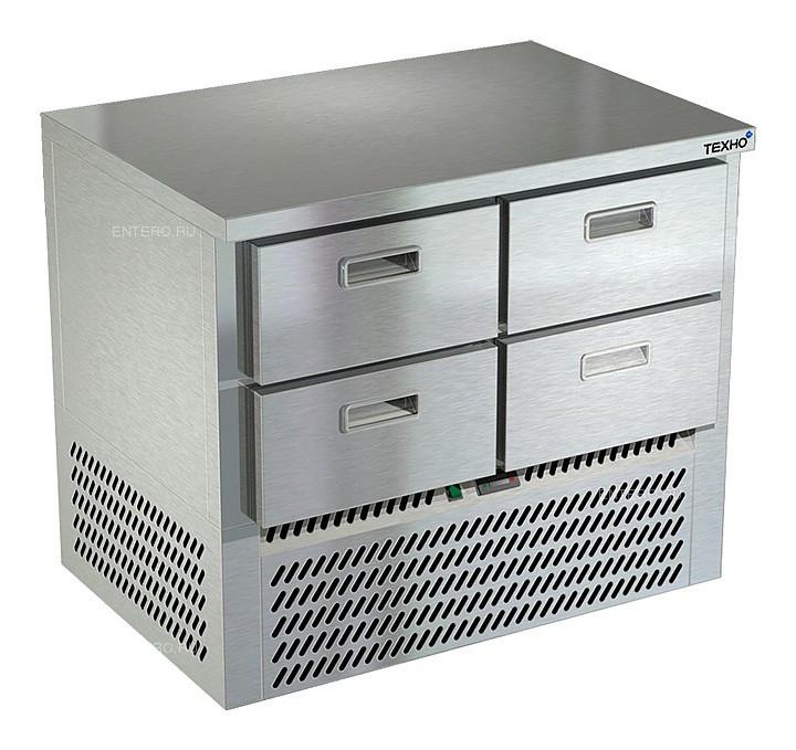 Стол холодильный Техно-ТТ СПН/О-123/04-1007 (внутренний агрегат)