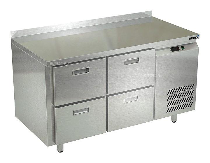 Стол холодильный Техно-ТТ СПБ/О-223/04-1307 (внутренний агрегат)