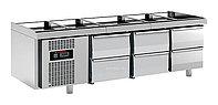 Стол холодильный Angelo Po 4G6SB6 (внутренний агрегат)