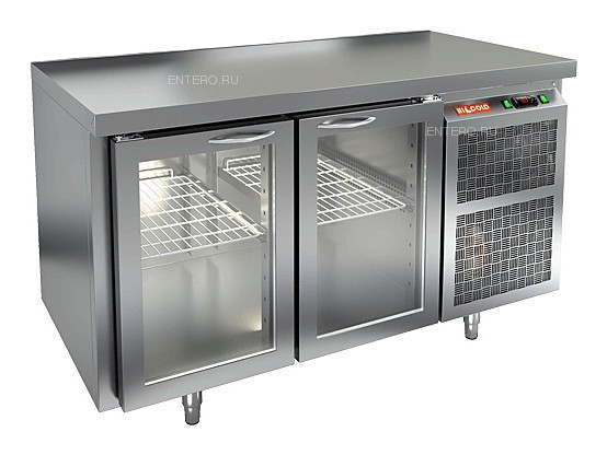 Стол холодильный HICOLD GNG 11/HT O (внутренний агрегат)