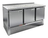 Стол холодильный HICOLD SNE 111/TN камень (внутренний агрегат)