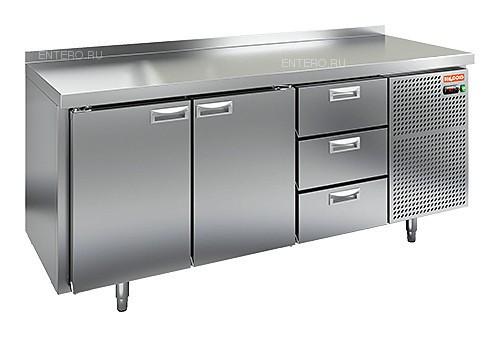 Стол холодильный HICOLD GN 113/TN (внутренний агрегат)