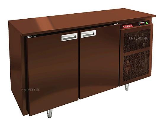 Стол холодильный барный HICOLD BN 11/TN BAR (внутренний агрегат)