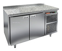Стол холодильный HICOLD SN 11/TN камень (внутренний агрегат)
