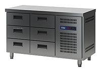 Стол холодильный ТММ СХСБ-К-2/6Я (1390x700x870) (внутренний агрегат)