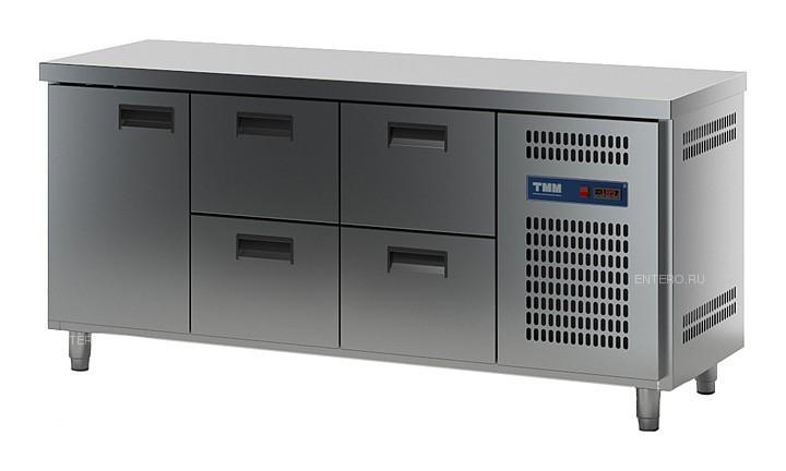 Стол холодильный ТММ СХСБ-К-1/1Д-4Я (1835x600x870) (внутренний агрегат)
