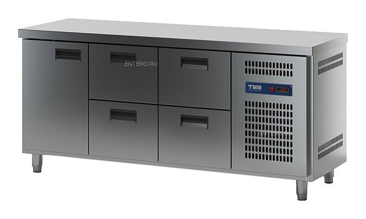 Стол холодильный ТММ СХСБ-К-1/1Д-4Я (1835x700x870) (внутренний агрегат)