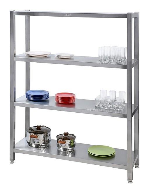 Стеллаж кухонный ТММ СКП-600/600 (1600 мм)