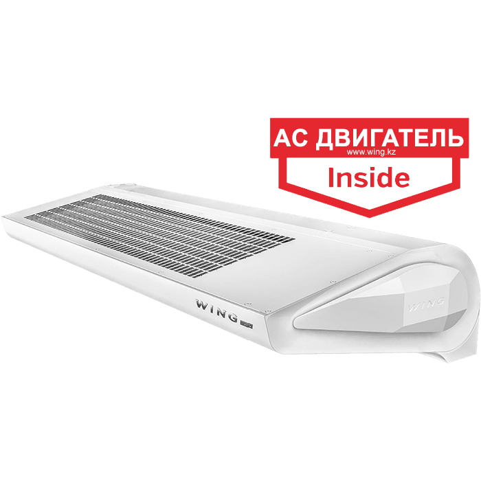WING E150 AC: Воздушные завесы с электрическим нагревом