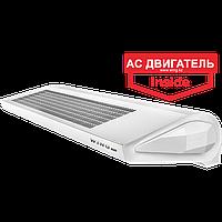 WING E200 AC: Воздушные завесы с электрическим нагревом