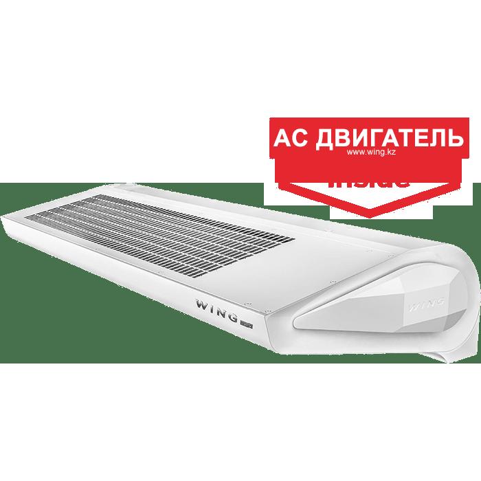 WING W100 AC: Воздушная завеса с водяным нагревом