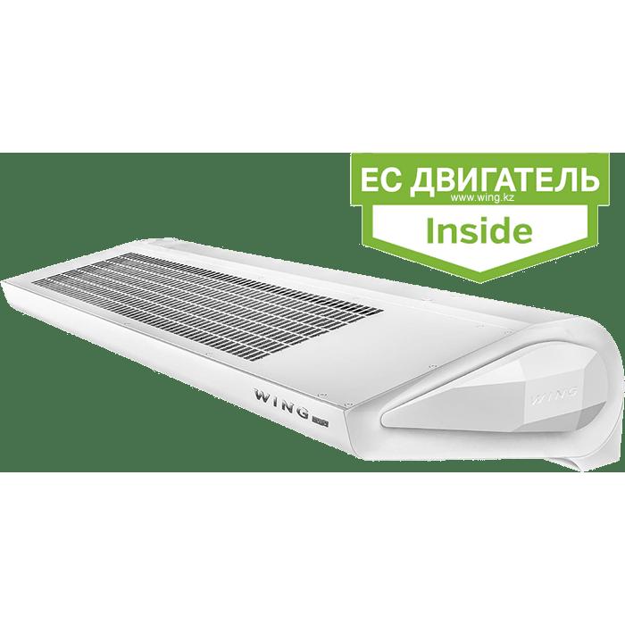 WING E100 EC: Воздушные завесы с электрическим нагревом