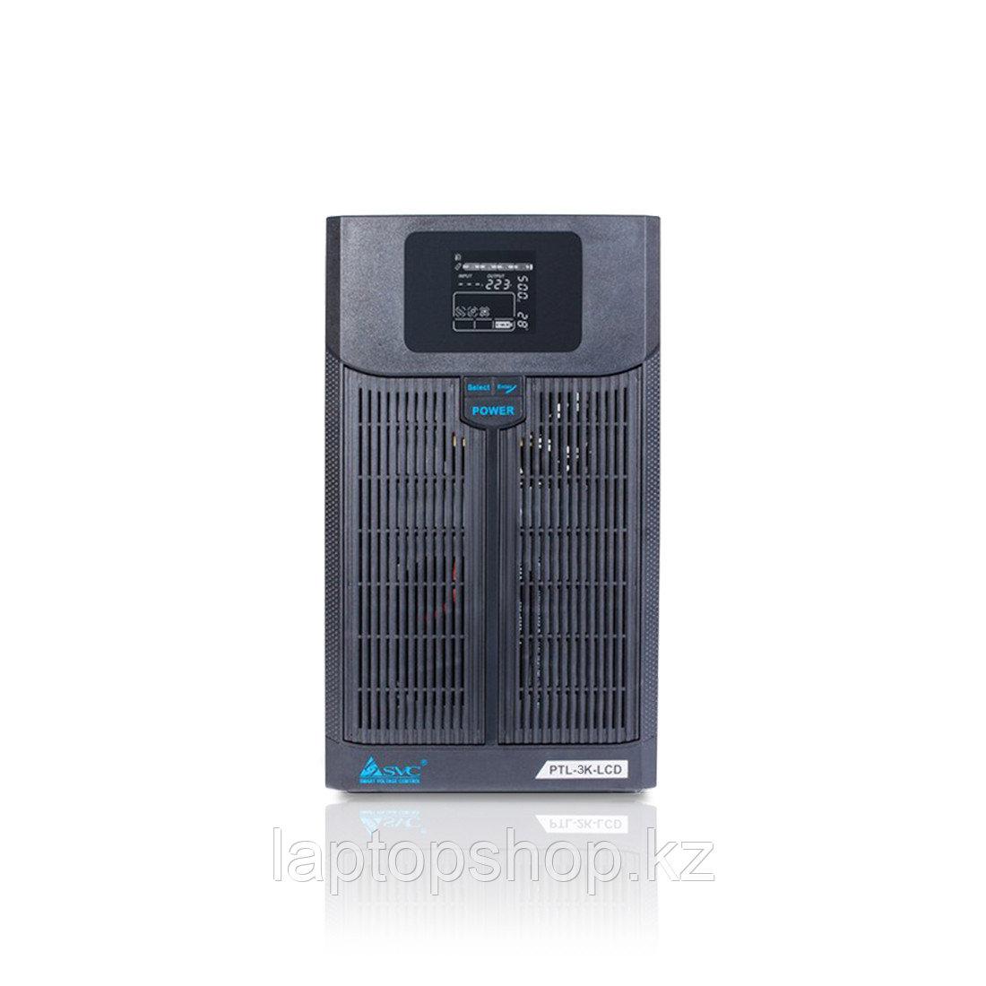 Источник бесперебойного питания SVC PTL-3K-LCD, Мощность 3000ВА/2100Вт