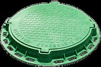 Люк канализационный, полимерный ВР полимер