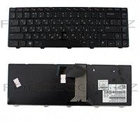 Клавиатура для ноутбука Dell Vostro 3550/ XPS/ L502, RU, черная