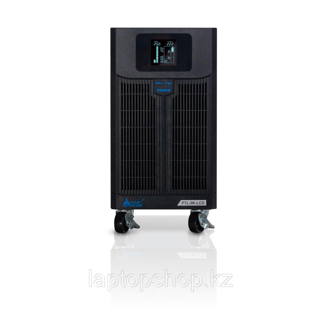 Источник бесперебойного питания SVC PTL-5K-LCD, Мощность 5000ВА/4000Вт