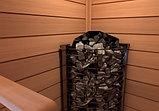 ЭЛЕКТРИЧЕСКАЯ ПЕЧЬ PREMIUM, УГЛОВАЯ, 6 КВТ.(со встроенным пультом). Финляндия., фото 3