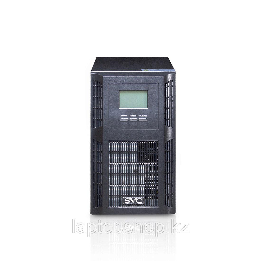 Источник бесперебойного питания SVC PT-3K-LCD, Мощность 3000ВА/2400Вт