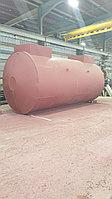 Резервуар стальной горизонтальный РГС-30