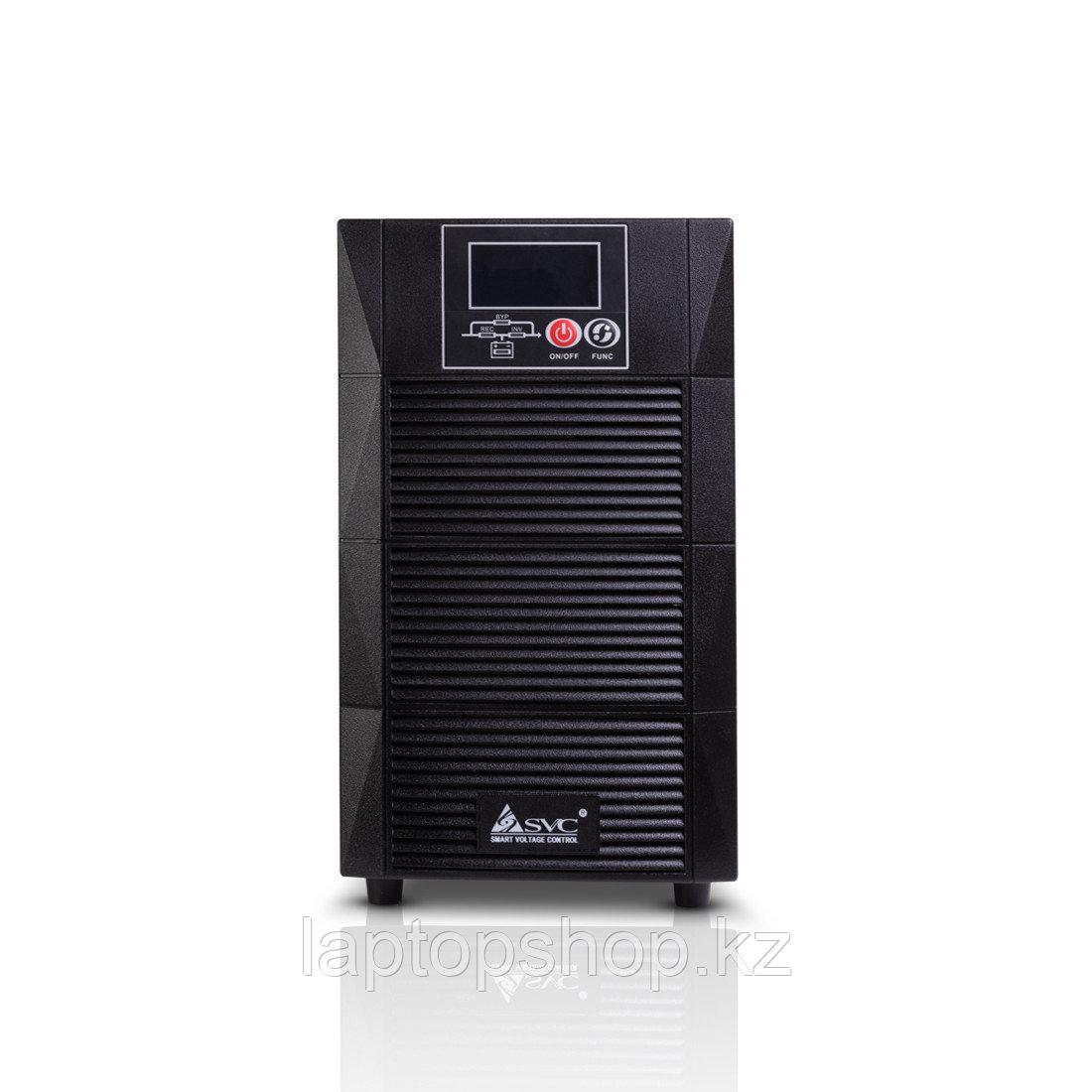 Источник бесперебойного питания SVC PTS-2KL-LCD, Мощность 2000ВА/1800Вт