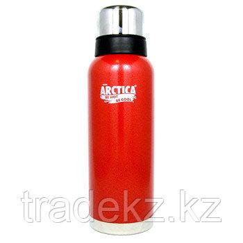Термос ARCTICA, объем 1.2 л., красный