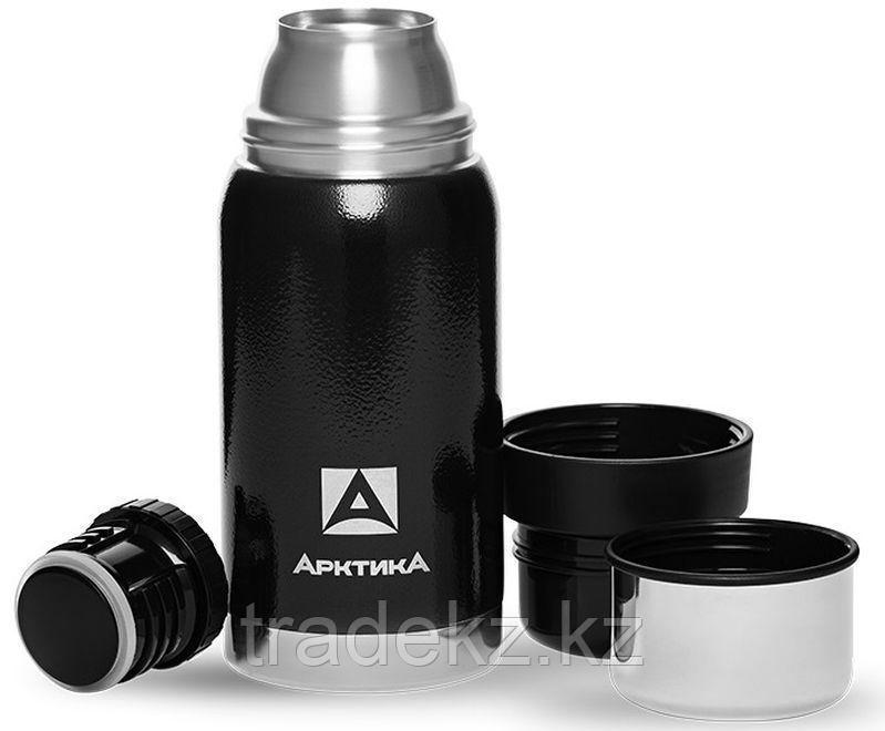 Термос ARCTICA, объем 1.2 л., черный
