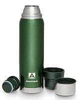 Термос ARCTICA, объем 1.2 л., зеленый