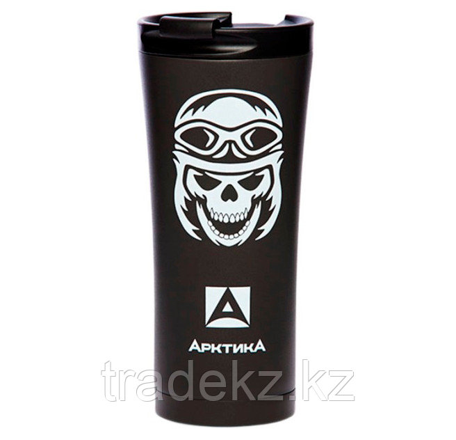 Кружка-термос ARCTICA объем 0.5 л., черный