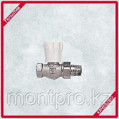 Клапан радиаторный ручной ГЕРЦ-GP, проходной (HERZ)