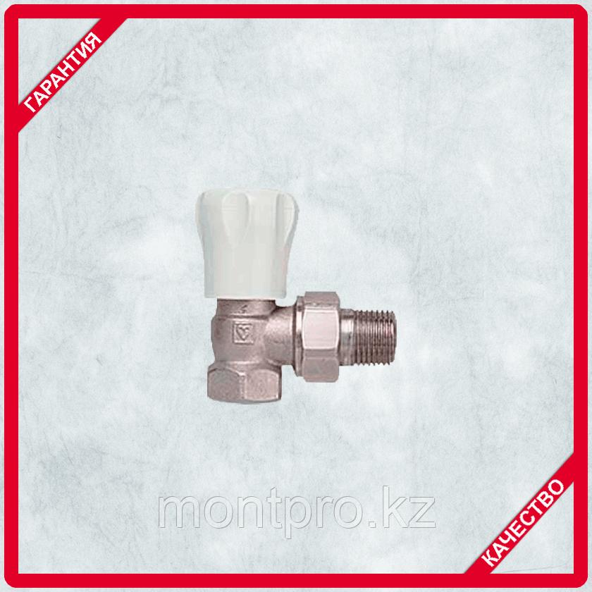 Клапан радиаторный ручной ГЕРЦ-GP, угловой (HERZ)