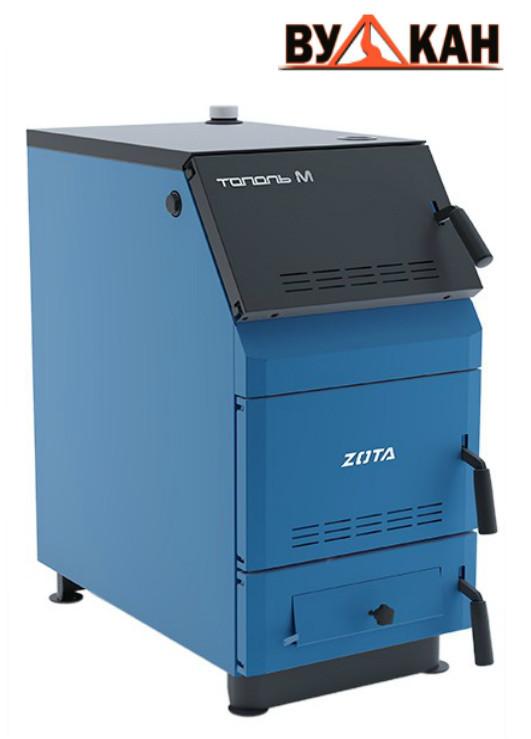 Твердотопливный котел ZOTA «Тополь-М» 42 кВт.