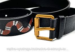 Ремень Gucci Snake 35MM